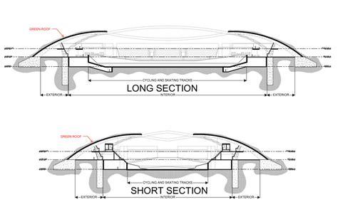 zero section categor 237 as section okc net zero velodrome
