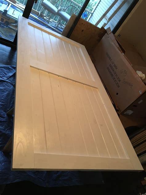 tongue  groove boards   sliding barn door diy
