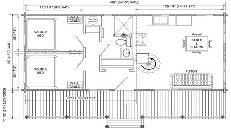 free cabin plans with loft cabin floor plans with loft home floor plans log cabin floor plans free treesranch com