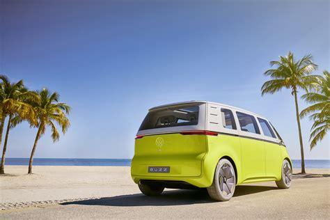 volkswagen concept 2017 volkswagen i d buzz concept heads to 2017 geneva motor