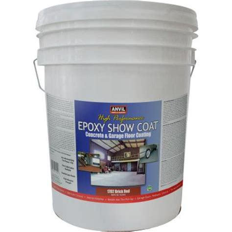 Garage Floor Sealer Home Depot by Deck Sealer Reviews Best Buy Anvil 5 Gal Brick Epoxy