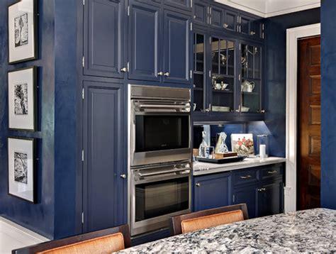 dark blue kitchen cabinets favorite colored kitchen cabinets