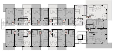 boutique hotel architect design layout apartments for sale in egos boutique hotel bansko