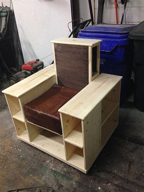 chair bookcase bookcase chair by brianarice