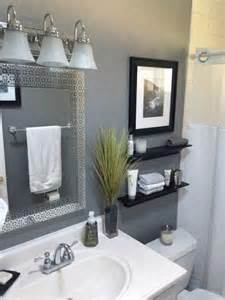 grey bathroom decor ideas