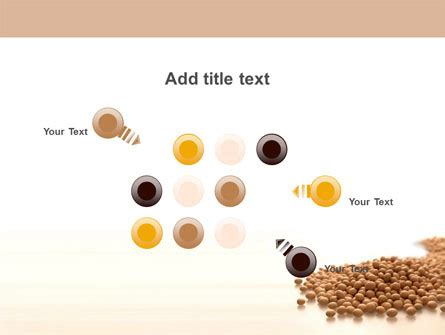 soy templates soy beans powerpoint template backgrounds 06609