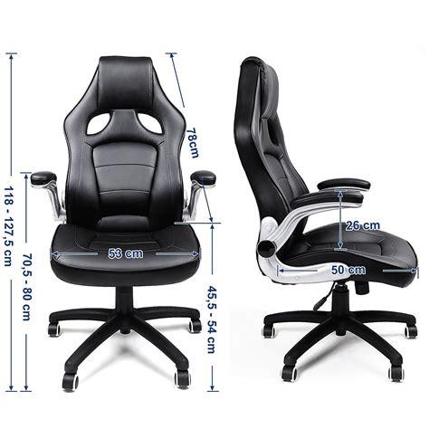 imbottitura per sedie sedia per ufficio blacky generosa imbottitura in nero