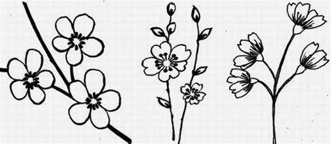 media pendidikan alternatif latihan menggambar motif tanaman dan bunga
