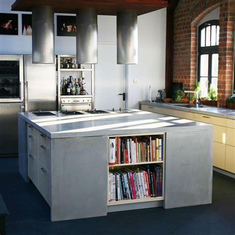 beton arbeitsplatte küche betonoptik arbeitsplatte k 252 che