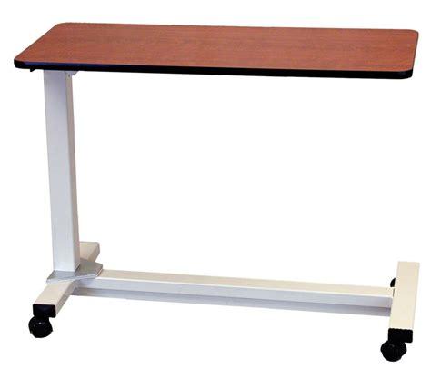 hospital overbed tables hospital bed table sw med source