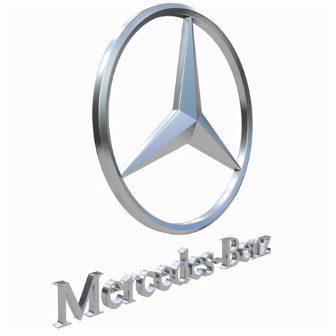 logo mercedes 3d mercedes logo 3d logo brands for free hd 3d