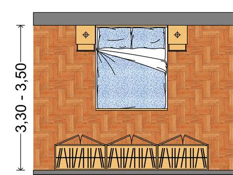 dimensioni camere da letto arredi da letto le dimensioni standard domuseco