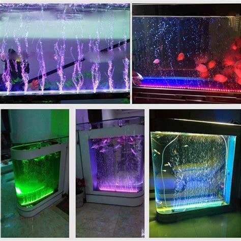 Aquarium Import 120cm Amara Rak air curtain rgb aquarium fish tank 12v led light bar submersible 25 120cm ebay