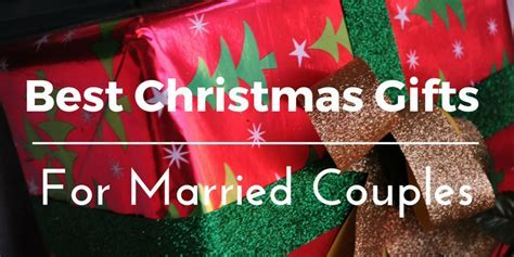 Best Christmas Gifts for Married Couples: 39 Unique Gift