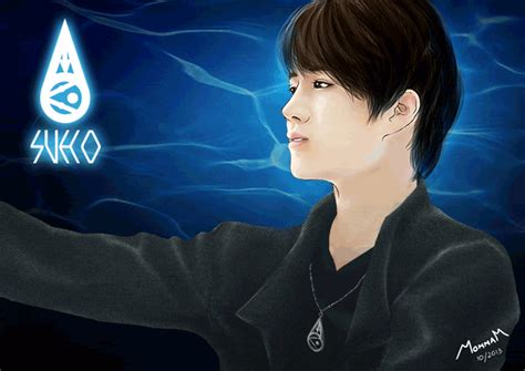 exo moving wallpaper exo suho animated gif by mom2mam on deviantart