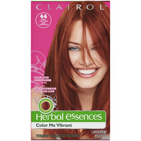 Freeo Sirsak Permented Herbal herbal essences herbal essences color me vibrant permanent hair color 044 paint the town 1 kit