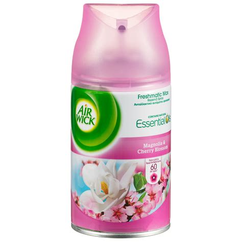air wick refills air wick freshmatic max refill spray magnolia 250ml