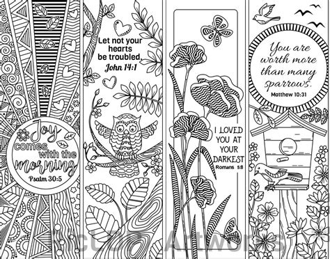 school doodle colouring bookmarks 8 printable bible verse coloring bookmarks coloring doodle