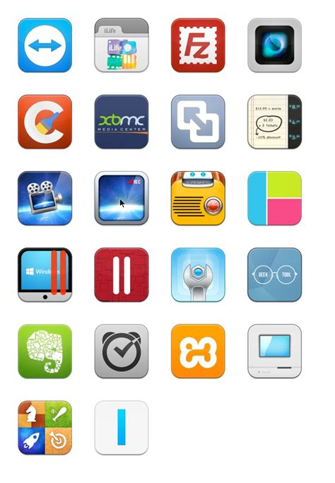 free mobile software 16 computer app icon images microsoft remote