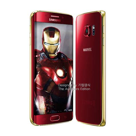 theme s6 edge plus avenger samsung will soon launch iron man versions of the samsung