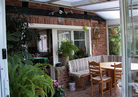 landhaus wintergarten wintergarten neben der wohnstube