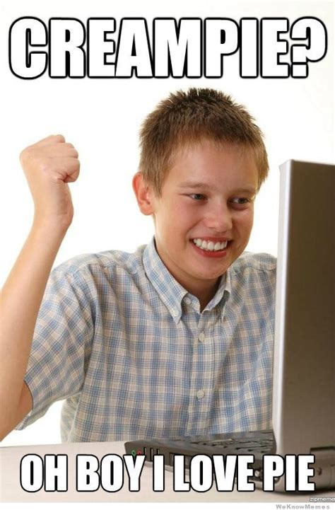 Internet Boy Meme - first day on the internet kid is in for a surprise