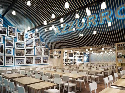design cafe zürich azzurro restaurant by andrin schweizer company zurich