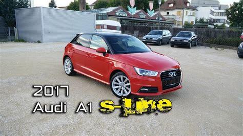 Audi A1 Sportback S Line Review by 2018 Audi A1 Sportback S Line I Review