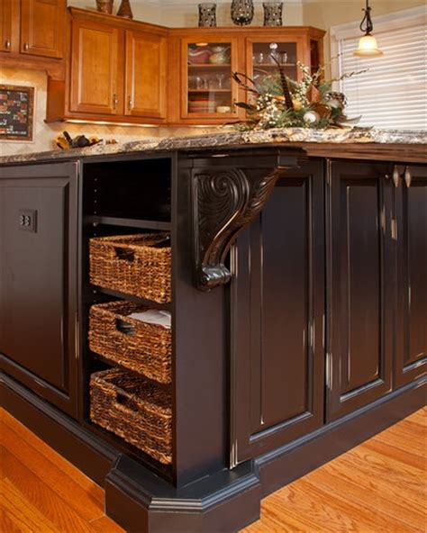 Corbels For Granite Countertops by Counter Bar The Corbels Support The Granite Overhang Just