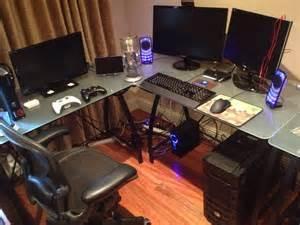 gaming setup gaming setup 2013 computer gaming setup and gaming
