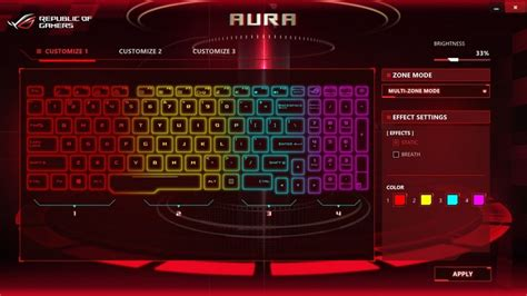 asu colors how to change colors on asus gl753ve ds74