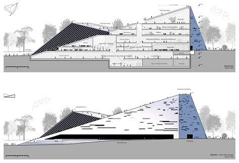 design house oslo lighting sn 248 hetta s proposal new national gallery ludwig museum