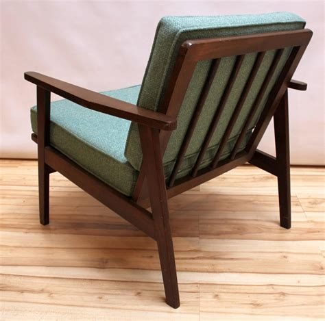 japanese armchair pair of 1950s japanese mid century modern upholstered lounge chairs at 1stdibs