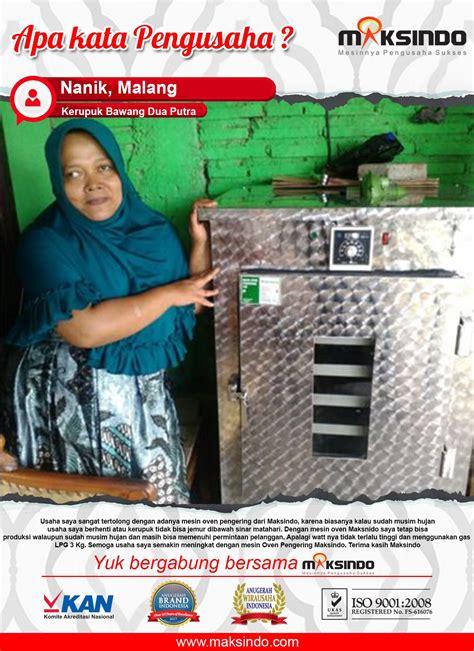 Oven Pengering Kerupuk kerupuk bawang dua putra mesin oven pengering membantu