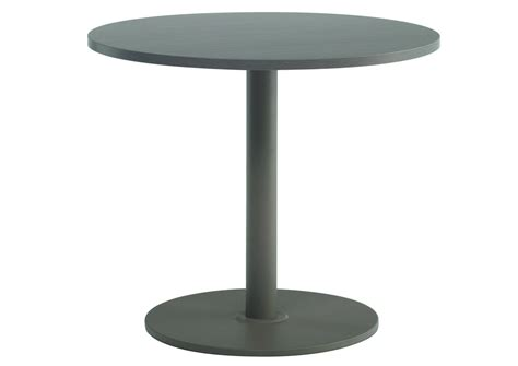 table pied central table bois ronde pied central wraste