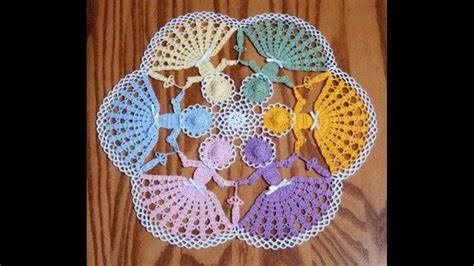 tapetes en croche con figuras tapetes tejidos a crochet en variado dise 209 os n 186 01 youtube