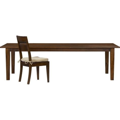crate and barrel dining bench dining table basque dining table crate and barrel