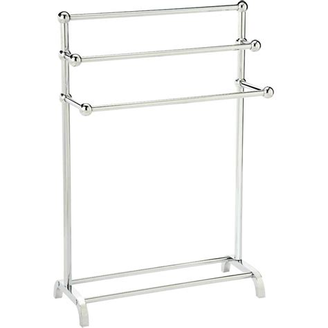 standing towel rack for bathroom stand alone towel rack in free standing towel racks