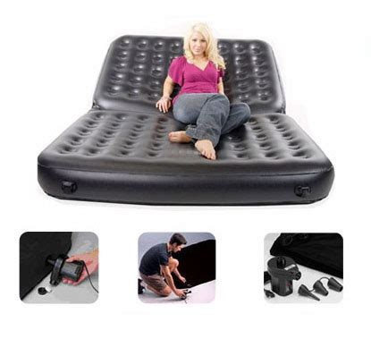Air Sofa Come Bed by 5 In 1 Air Sofa Bed Ebay