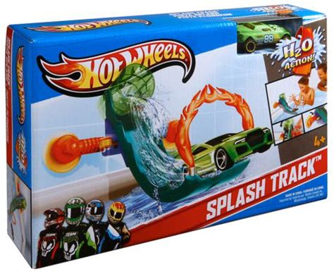hot wheels track for bathtub hot wheels splash track tub set walmart ca