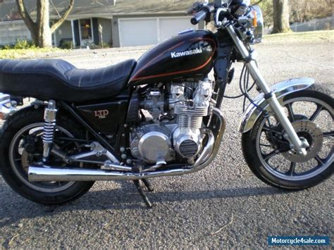 Kawasaki Kz750 For Sale by 1981 Kawasaki Kz 750 Ltd For Sale In Canada
