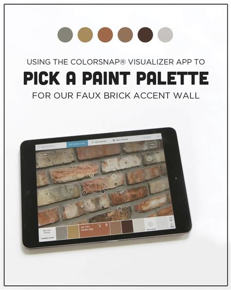 app to match paint color on wall ideas use the crown colour app and to wall