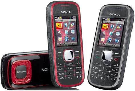 Hp Nokia X Press nokia 5030 xpressradio harga fitur gambar handphone hp merk nokia all type