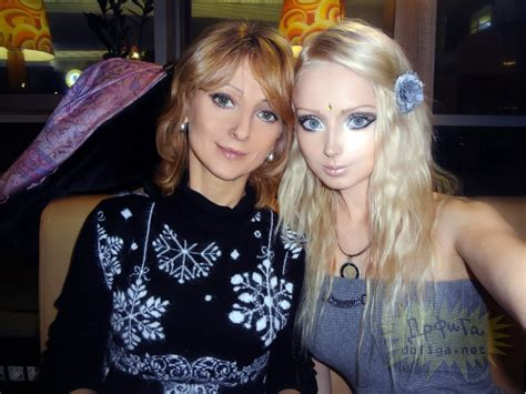 human barbie doll family meet the family of real life barbie valeria lukyanova