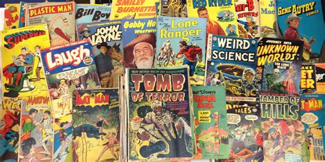 comic book picture comic collection tips from a real comic book wired