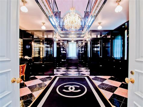 home decorating channel world s best chanel themed closet lollipuff beauty