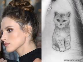 bella thorne s 8 tattoos amp meanings steal her style