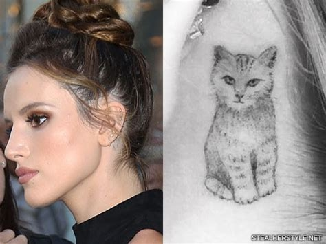 bella thorne tattoo single needle tattoos page 2 of 2 style page 2