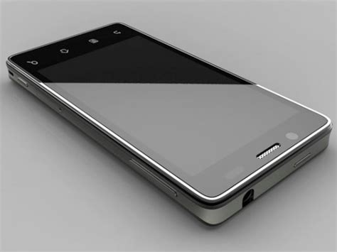 Play Around With The Yoyo Concept Phone by Intel Medfield Concept Phone Tablet Business Insider