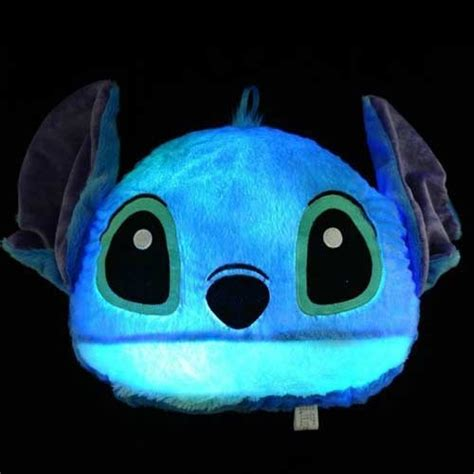 light up pillow led stitch light up pillow 22 99 led world